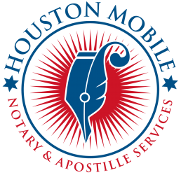 Houston Mobile Notary and Apostille Services